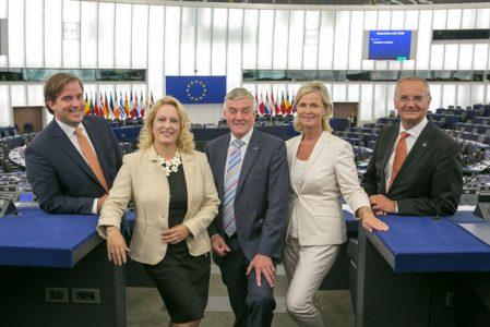 CDA delegatie